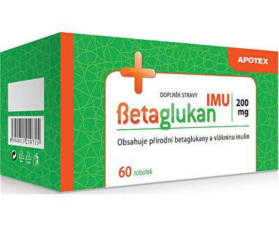 Betaglukan IMU 200 mg 60 tob.