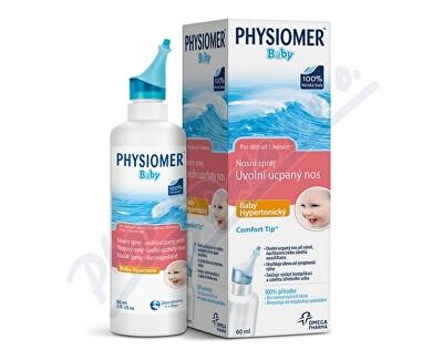 Omega Pharma Physiomer Baby hypertonic 60ml