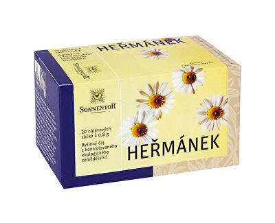 Sonnentor Bio Heřmánek porcovaný 14,4g