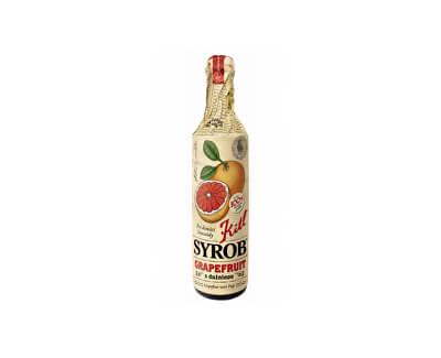 Kitl Kitl Syrob Grapefruit s dužinou 500ml - sirup pro přípravu domácích limonád