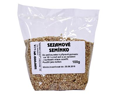 Sunfood Bio Sezamové semínko 100g
