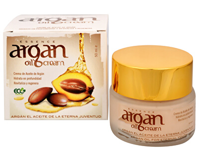 Crema de argan (Cream argan ulei) 50 ml
