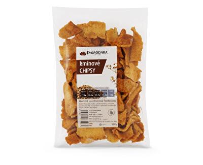 Damodara Rascové chipsy 100 g