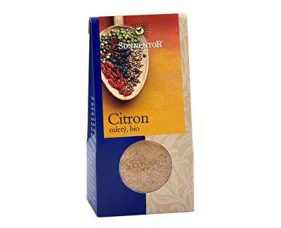 Sonnentor Bio Citron mletý 25 g