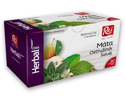 REJ S.R.O. Čaj HERBAL - bylinný čaj s hruškou 30g