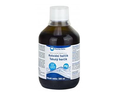 Pharma Activ Koloidní hořčík + vitamín C 300 ml