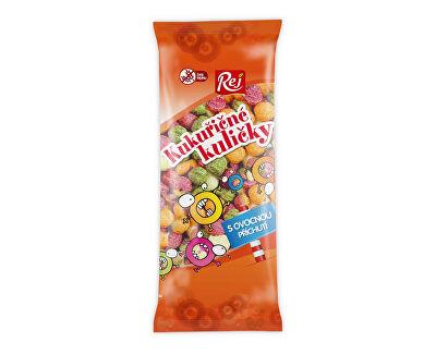 REJ S.R.O. Kukuřičné kuličky ovocné 45g