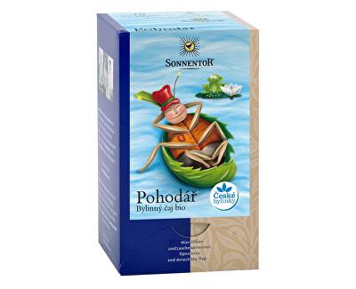 Sonnentor Bio Pohodář bylinný čaj 27g  porc. dvoukomorový