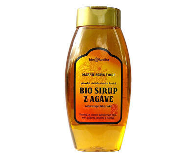 Bio nebio s. r. o. Bio Sirup z agáve 352 ml