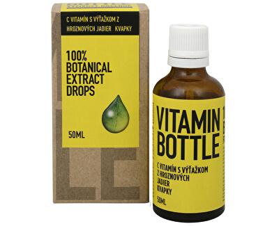 Vitamina C cu extracte din semințe de struguri 50 ml