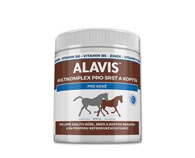 Alavis ALAVIS Biotin pro koně 400 g