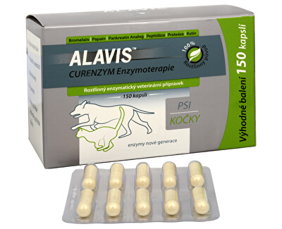 Alavis ALAVIS ™ Curenzym Enzymoterapia