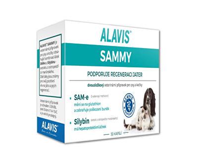 Alavis ALAVIS ™ SAMMY 30 kapsúl