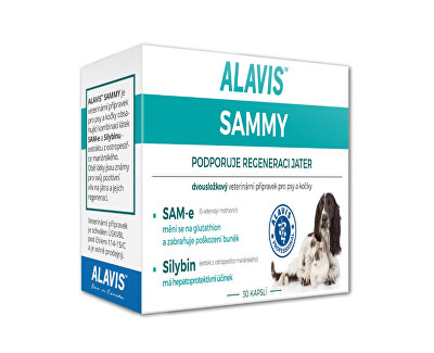 Alavis ALAVIS™ SAMMY 30 kapslí