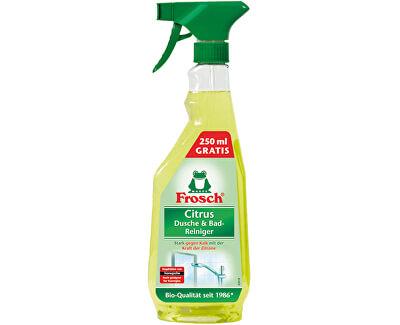 Frosch Citrusový čistič na koupelny a sprchy
