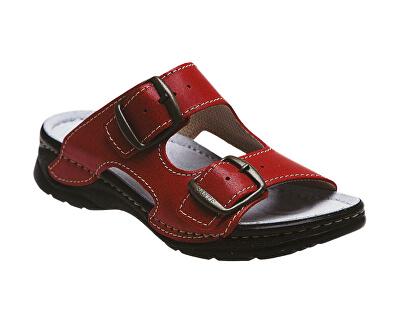 SANTÉ Zdravotní obuv dámská D/10/C31/CP červená