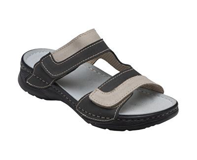 SANTÉ Zdravotní obuv dámská D/12/60/S12/CP černá