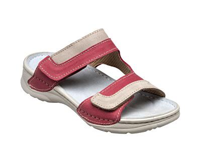 SANTÉ Zdravotní obuv dámská D/12/C30/S12/SP červená