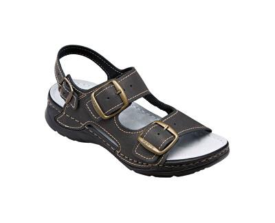 SANTÉ Zdravotní obuv dámská D/5/60/CP černá