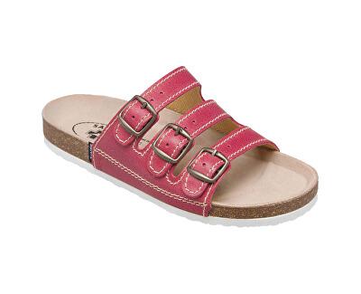 SANTÉ Zdravotní obuv dámská D/7/C30/BP světle červená