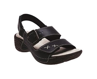 SANTÉ Zdravotní obuv dámská N/109/2/69 černá