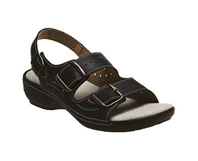 SANTÉ Zdravotní obuv dámská N/124/4/69 černá