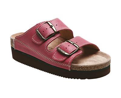 Zdravotná obuv dámska N / 25 / C30 / H / K / CP svetlo červená