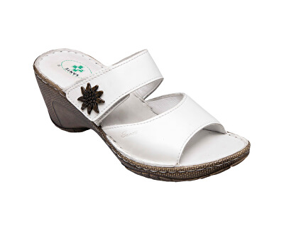 SANTÉ Zdravotní obuv dámská N/309/2/10 bílá