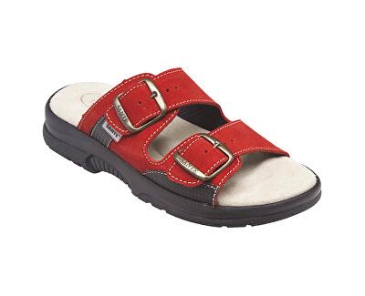 SANTÉ Zdravotní obuv dámská N/517/33/38/CP červená
