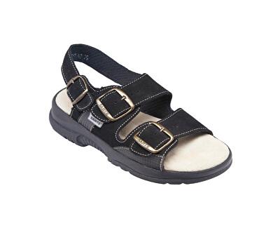 SANTÉ Zdravotní obuv dámská N/517/43/68/CP černá