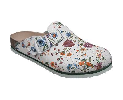 SANTÉ Zdravotní obuv dámská N/71/10K/H bílá