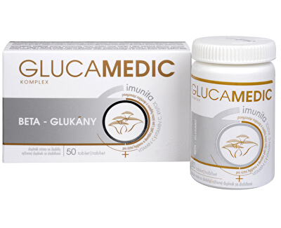 Complex Glucamedic 50 tbl.
