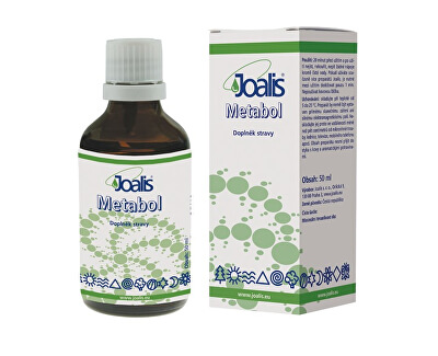 Joalis Joalis Metabol 50 ml