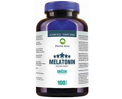 Pharma Activ Melatonín 80 tbl. + 20 tbl. ZD ARMA