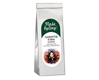 OXALIS Naše byliny - Lunární čaj II.fáze (ovulační) 50g