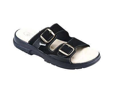 SANTÉ Zdravotní obuv pánská N/517/35/68/CP černá