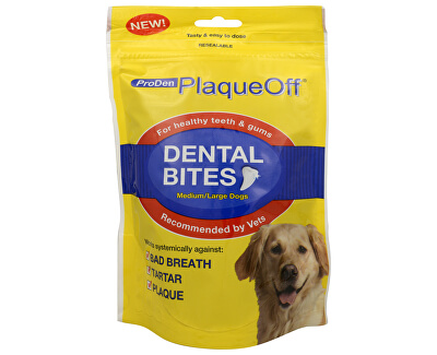 PlaqueOff ™ Dental Bites