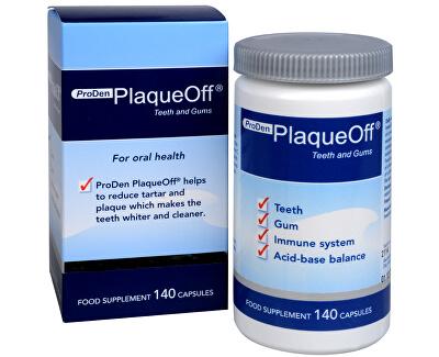 Proden PlaqueOff Proden PlaqueOff® Teeth and Gums 140 kapslí