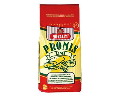 Novalim Promix-uni bezlepková univerzální mouka 1kg