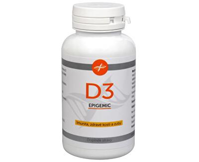 Vitamin D3 Epigemic 150 kapslí