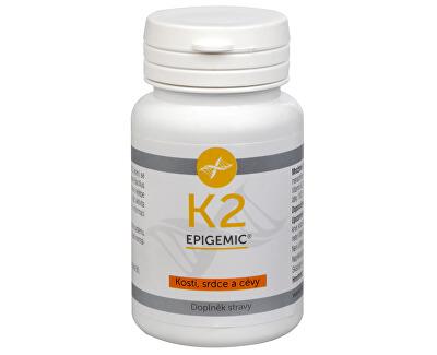 Vitamín K2 Epigemic 60 kapsúl