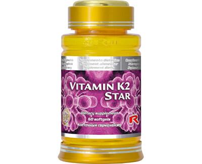 VITAMÍN K2 STAR 60 tob.