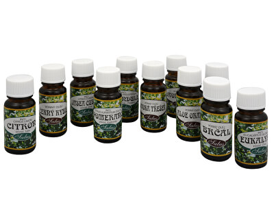 Saloos Vonný olej do aromalamp 10 ml