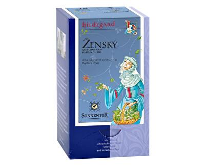 Sonnentor Bio Ženský čaj sv. Hildegardy porcovaný 27g