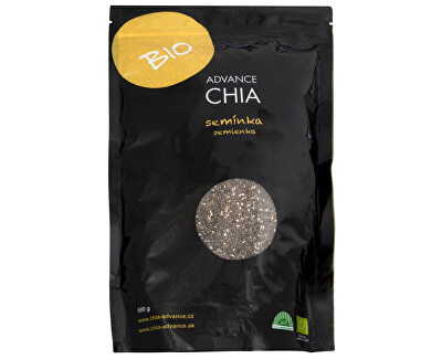 Advance nutraceutics BIO Chia semienka 500 g