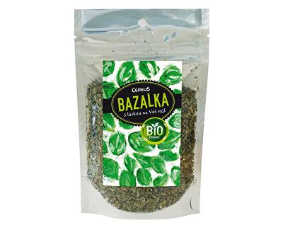 Cereus Bio Bazalka drhnutá 20g