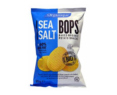 Organique Bio Bramborové chipsy 85 g - mořská sůl