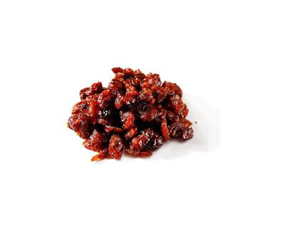 Lifefood Bio Brusinky slazené jablečnou šťávou 1kg