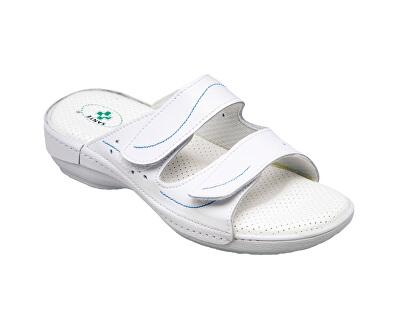 SANTÉ Zdravotní obuv dámská N/124/1/10/B bílá