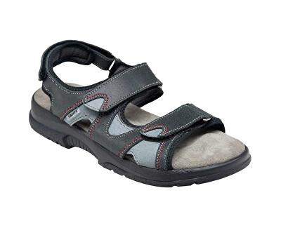 N pantofi de sănătate pentru femei / 517/91/69/16 negru